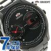 오리엔트 ORIENT 손목시계 스타일리쉬&스마트 듀얼 2 맨즈 자동감김 WV0041XC