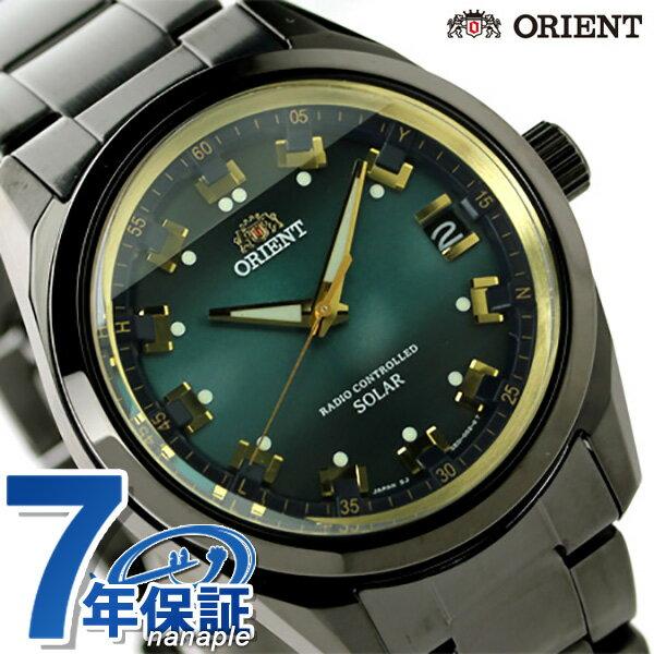 オリエント 腕時計 メンズ ORIENT ネオセブンティーンズ WV0051SE 電波ソーラー 時計