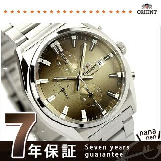 东方ORIENT新七十手表WV0221TT计时仪