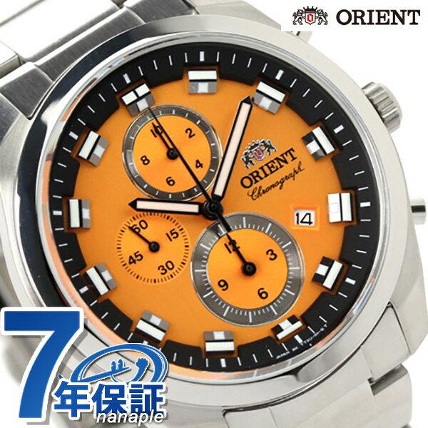 【当店なら!さらにポイント+4倍!21日1時59分まで】 オリエント 腕時計 メンズ ORIENT ネオセブンティーズ ビッグケース WV0511TT 時計【あす楽対応】