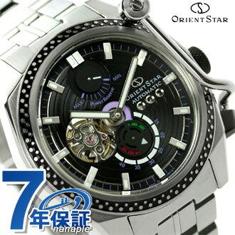 오리엔트 ORIENT 손목시계 오리엔트 스타레 다랑어 퓨처 턴테이블 OrientStar 자동감김 WZ0241DK
