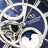 오리엔트 스타 메카니컬 문 페이즈 46계 F7맨즈 RK-AM0002L 손목시계 Orient Star