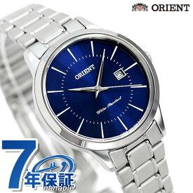 オリエント 時計 コンテンポラリー レディース 腕時計 RH-QA0011L ORIENT ネイビー【あす楽対応】