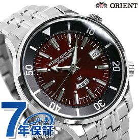 オリエント リバイバル キングダイバー 70周年 復刻 限定モデル メンズ 腕時計 RN-AA0D12R ORIENT レッド 時計【あす楽対応】