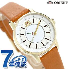 オリエント 腕時計 レディース ORIENT スタイリッシュ&スマート ディスク スモール WV0051NB 時計【あす楽対応】