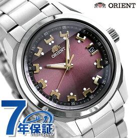 オリエント 腕時計 メンズ ORIENT ネオセブンティーズ WV0081SE 電波ソーラー 時計【あす楽対応】