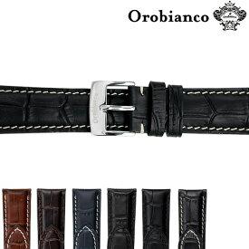 【今なら店内ポイント最大44倍】 オロビアンコ 交換用ベルト 20mm イタリア製 革ベルト メンズ 腕時計 Orobianco 替えベルト
