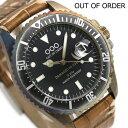 アウトオブオーダー クロコレザー コレクション 40mm OOO-001-2CCMA Out Of Order 腕時計 時計【あす楽対応】