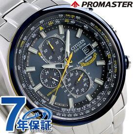 【1日は先着1,200円割引クーポン】 シチズン スカイ U680 ブルーエンジェルス エコドライブ電波 AT8020-54L CITIZEN プロマスター 腕時計