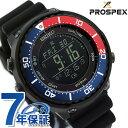 【6月末入荷予定 予約受付中♪】セイコー プロスペックス LOWERCASE デジタル ソーラー メンズ 腕時計 SBEP003 SEIKO オールブラック
