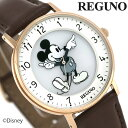 シチズン レグノ Disneyコレクション ミッキーマウス 限定モデル KP3-121-10 CITIZEN 腕時計 時計