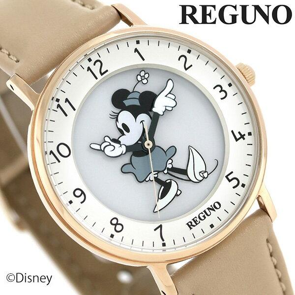 【エントリーだけでポイント12倍 27日9:59まで】 シチズン レグノ Disneyコレクション ミニーマウス 限定モデル KP3-121-12 CITIZEN 腕時計 時計