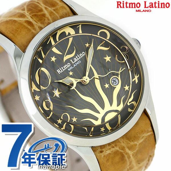 リトモラティーノ フィーノ 35mm レディース 腕時計 F-12SB Ritmo Latino 時計