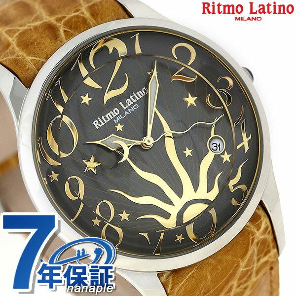 リトモラティーノ フィーノ 43mm メンズ 腕時計 F-12SL Ritmo Latino 時計
