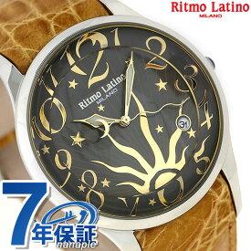 【今なら10%割引クーポン&店内ポイント最大44倍】 リトモラティーノ フィーノ 43mm メンズ 腕時計 F-12SL Ritmo Latino 時計【あす楽対応】