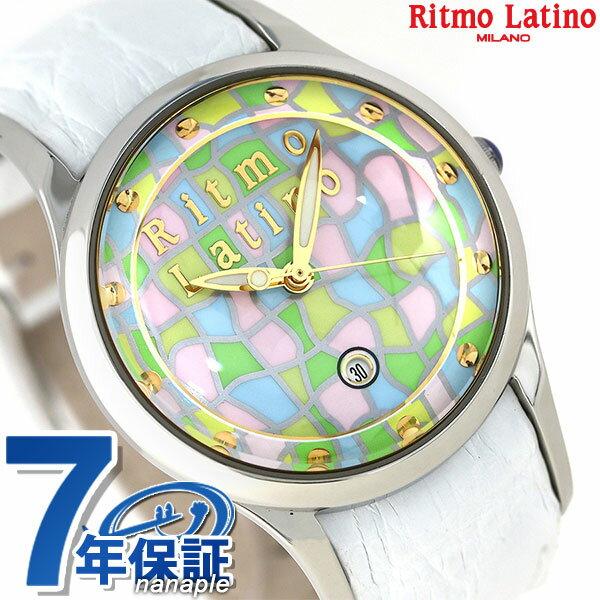 リトモラティーノ フィーノ 35mm レディース 腕時計 F-99MB Ritmo Latino 時計