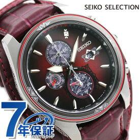 セイコー モンスターハンター 15周年 流通限定モデル リオレウス メンズ 腕時計 SBPY155 SEIKO モンハン 時計
