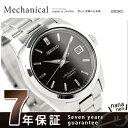 セイコー メカニカル メンズ 機械式 腕時計 ブラック SARB033 SEIKO Mechanical【楽ギフ_包装】【あす楽対応】