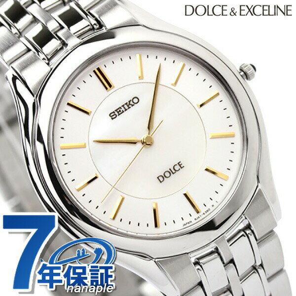 セイコー ドルチェ&エクセリーヌ メンズ SACL009 SEIKO DOLCE&EXCELINE 腕時計 マザーオブパール 時計