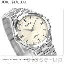 セイコー ドルチェ クオーツ メンズ SACM107 SEIKO DOLCE&EXCELINE 腕時計 シルバー 時計