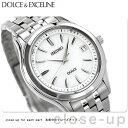 セイコー ドルチェ 電波ソーラー メンズ SADZ123 SEIKO DOLCE&EXCELINE 腕時計 シルバー【あす楽対応】