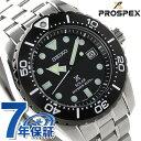 【ツナ缶トート付き♪】セイコー ダイバーズウォッチ 腕時計 SBDN019 SEIKO PROSPEX ブラック チタン