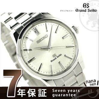 SBGX119 그랜드 세이코 9 F쿼츠 클래식 맨즈 손목시계 GRAND SEIKO 실버