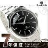 SBGX121 ground SEIKO 9F quartz classical music men watch GRAND SEIKO black
