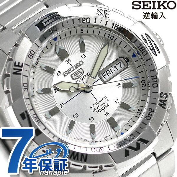 セイコー 5 スポーツ 海外モデル 逆輸入 日本製 SNZJ03J1(SNZJ03JC) SEIKO 腕時計 時計【あす楽対応】