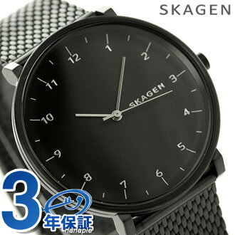 sukagenharudokuotsumenzu手錶SKW6171 SKAGEN全部黑色