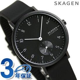 【25日は全品5倍にさらに+4倍でポイント最大32倍】 スカーゲン 時計 レディース 腕時計 SKW2801 SKAGEN アーレン 36mm オールブラック【あす楽対応】