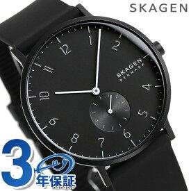 スカーゲン 時計 メンズ 腕時計 SKW6544 SKAGEN アーレン 41mm ブラック【あす楽対応】