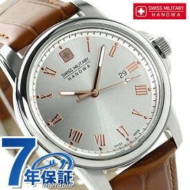 【25日なら全品5倍以上!店内ポイント最大46倍】 SWISS MILITARY スイスミリタリー ローマン メンズ ML-381 腕時計 時計【あす楽対応】