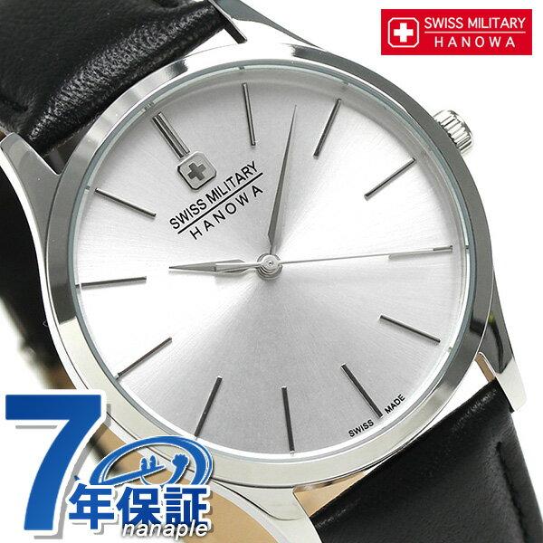 【当店なら!さらにポイント+4倍!21日1時59分まで】 スイスミリタリー プリモ クオーツ メンズ 腕時計 ML412 SWISS MILITARY ブラック 時計