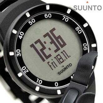 sunto SUUNTO探求黑色手錶SS018153000 QUEST
