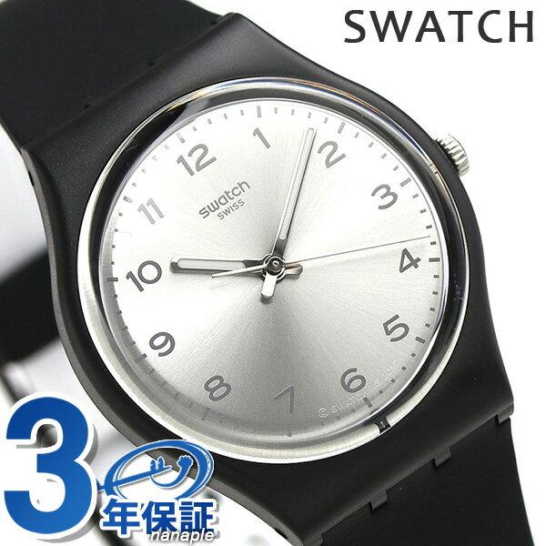 【当店なら!さらにポイント+4倍!21日1時59分まで】 スウォッチ SWATCH 腕時計 スイス製 オリジナルス ジェント 34mm GB287 時計【あす楽対応】