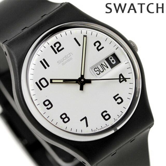 スウォッチ SWATCH 腕時計 スイス製 COREコレクション ワンス アゲイン GB743 時計【あす楽対応】