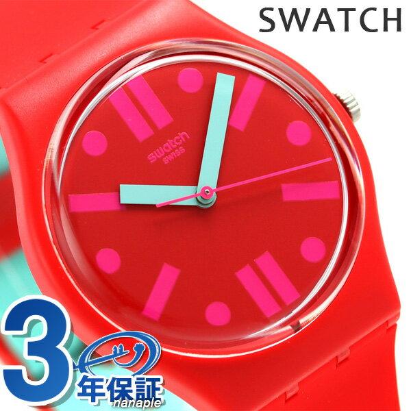スウォッチ SWATCH 腕時計 スイス製 オリジナルス ジェント 34mm GR170 時計【あす楽対応】