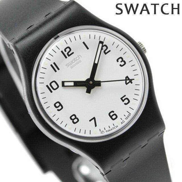【エントリーだけでポイント2倍 27日9:59まで】 スウォッチ SWATCH 腕時計 スイス製 スタンダードレディース LB153 時計
