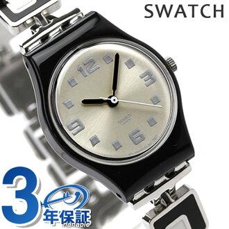 Swatch SWATCH手錶瑞士製造標準女士LB160G