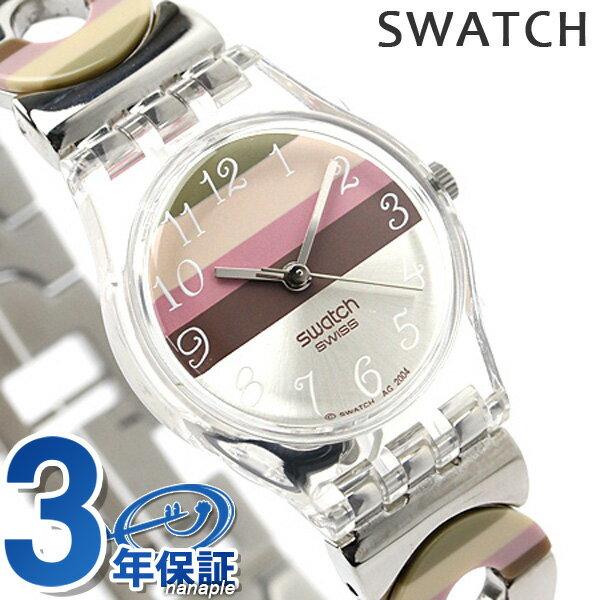 スウォッチ SWATCH 腕時計 スイス製 スタンダードレディース LK258G 時計【あす楽対応】