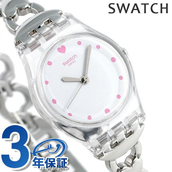 スウォッチ SWATCH 腕時計 スイス製 オリジナル レディース 25mm ハート レディース LK362G 時計【あす楽対応】
