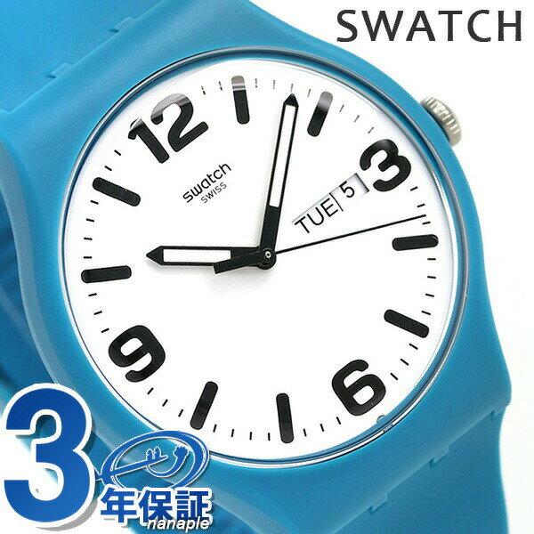 スウォッチ SWATCH 腕時計 スイス製 オリジナル ニュージェント SUOS704 時計【あす楽対応】