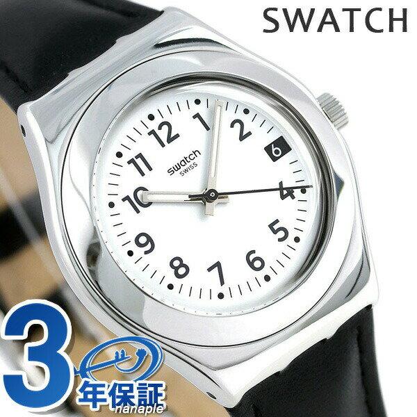 スウォッチ SWATCH 腕時計 スイス製 アイロニー ミディアム 33mm YLS453 時計【あす楽対応】