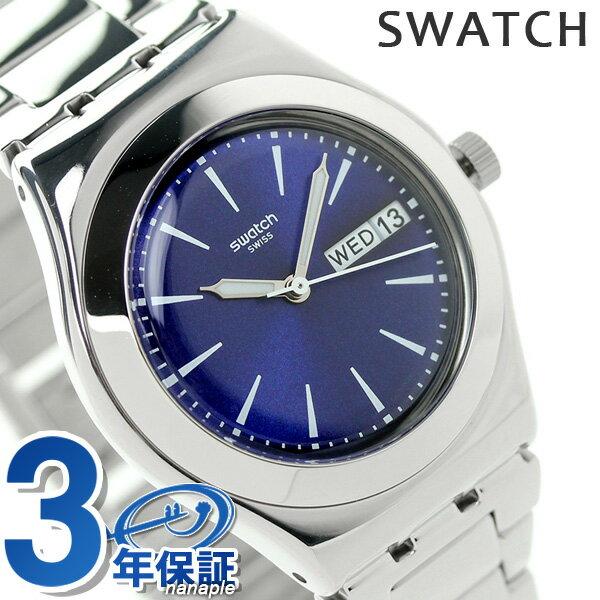 スウォッチ SWATCH 腕時計 スイス製 アイロニー ミディアム ユニセックス YLS713G 時計【あす楽対応】