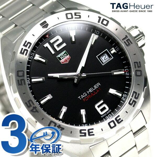 タグホイヤー フォーミュラ1 200M クオーツ メンズ 腕時計 WAZ1112.BA0875 TAG Heuer 新品 時計