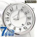 テンデンス ガリバー ミディアム 41mm ユニセックス TY931001 TENDENCE 腕時計 ホワイト 時計