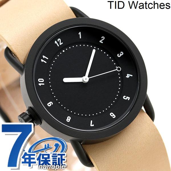 【当店なら!さらにポイント+4倍!30日23時59分まで】TID Watches 時計 革ベルト ティッドウォッチ No.1 36mm 腕時計
