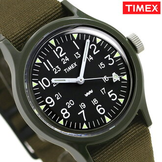2e81e259c nanaple: Timex original camper 36mm reproduction model TW2P88400 TIMEX men  watch black X khaki clock | Rakuten Global Market
