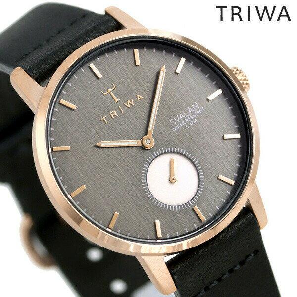 TRIWA トリワ 時計 スウェーデン 北欧 スモールセコンド 34mm レディース 腕時計 スバーラン SVST101-SS010114【あす楽対応】